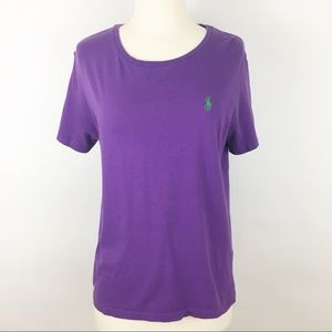 polo ralph lauren | sport logo short sleeve sz XL